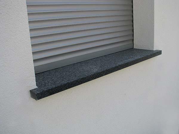 fensterbankanschluss au en home seyfarth bauelemente fensterbank aluminium tiefe 240 mm silber. Black Bedroom Furniture Sets. Home Design Ideas